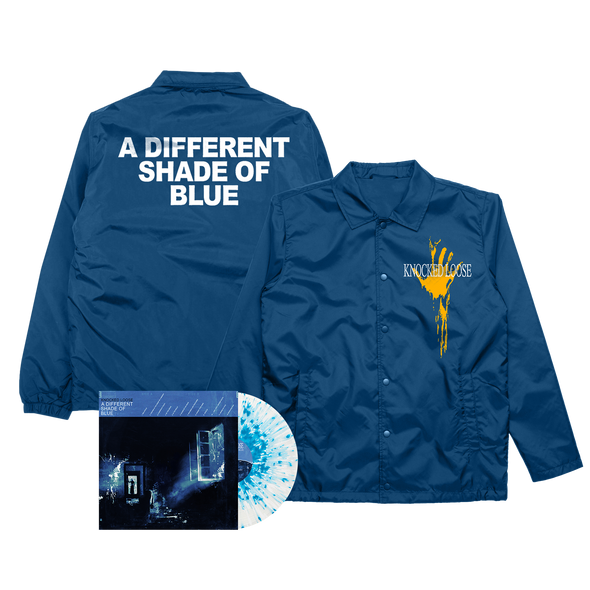 A Different Shade of Blue Windbreaker Bundle // PREORDER