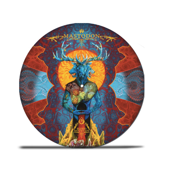 "Blood Mountain 12"" Vinyl (Limited Edition Vinyl Picture Disc)"