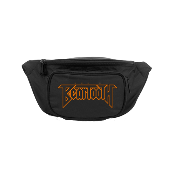 Beartooth Logo Fanny Pack (Black)