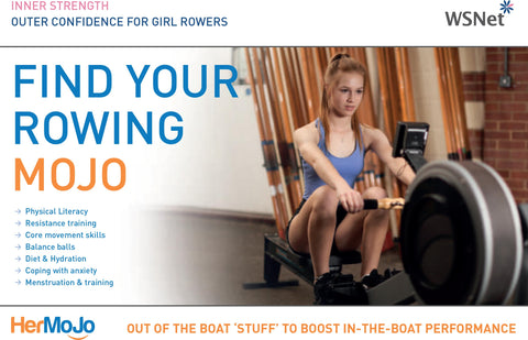 Find Your Rowing MoJo booklet