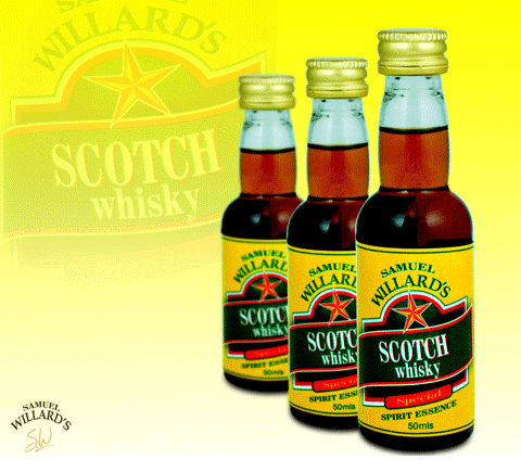 Samuel Willard's Gold Star Scotch Whisky