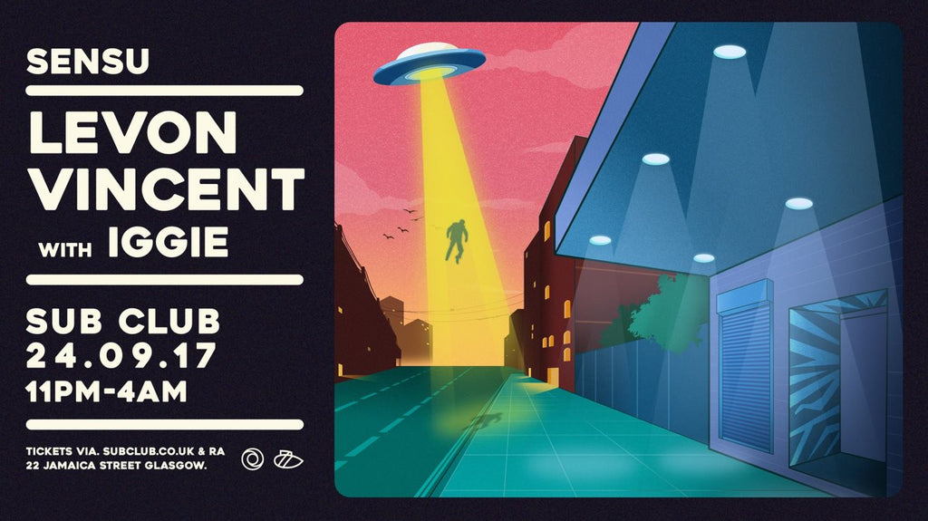Sensu presents Levon Vincent at Sub Club