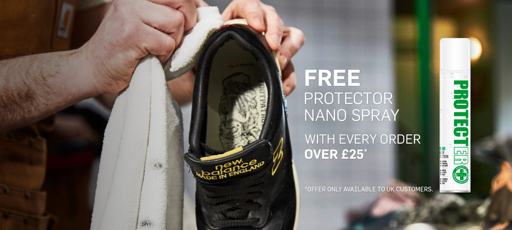FREE Protector Nano Spray with every order over £25