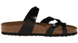 Birkenstock Mayari Patent Black - Sole Central