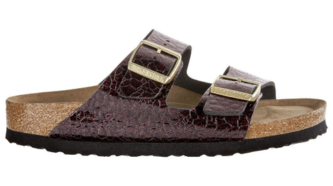 Birkenstock Arizona Myda Wine