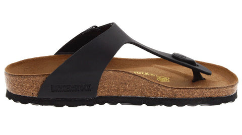 Birkenstock Gizeh Black - Sole Central