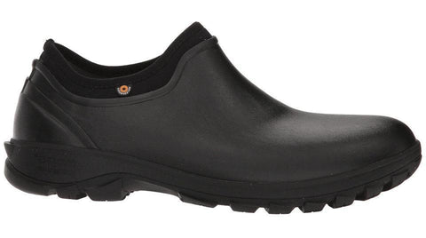 Bogs Men's Sauvie Slip On Black