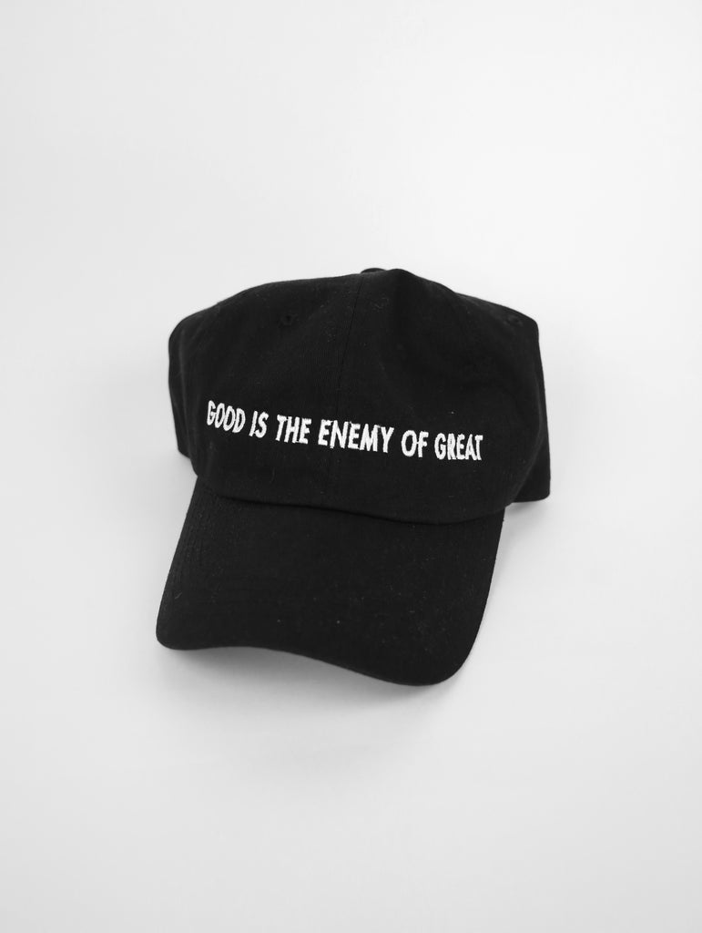 Good Is The Enemy Hat