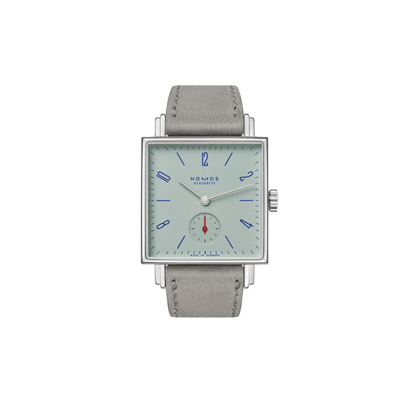 Nomos Tetra Matcha Stainless Steel Ref. 495