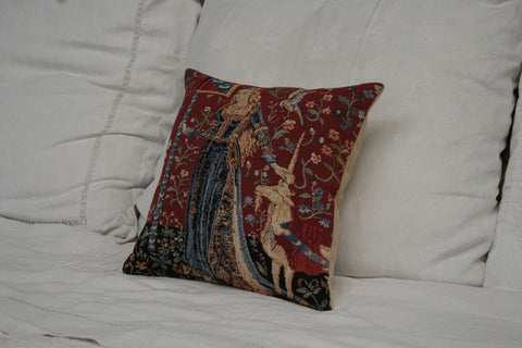 TOUCH FLEMISH TAPESTRY CUSHION COVER