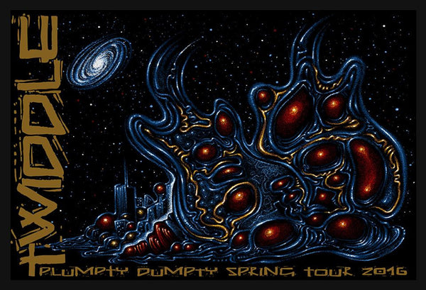2016 Twiddle Plumpty Dumpty Spring Tour - Zen Dragon Gallery