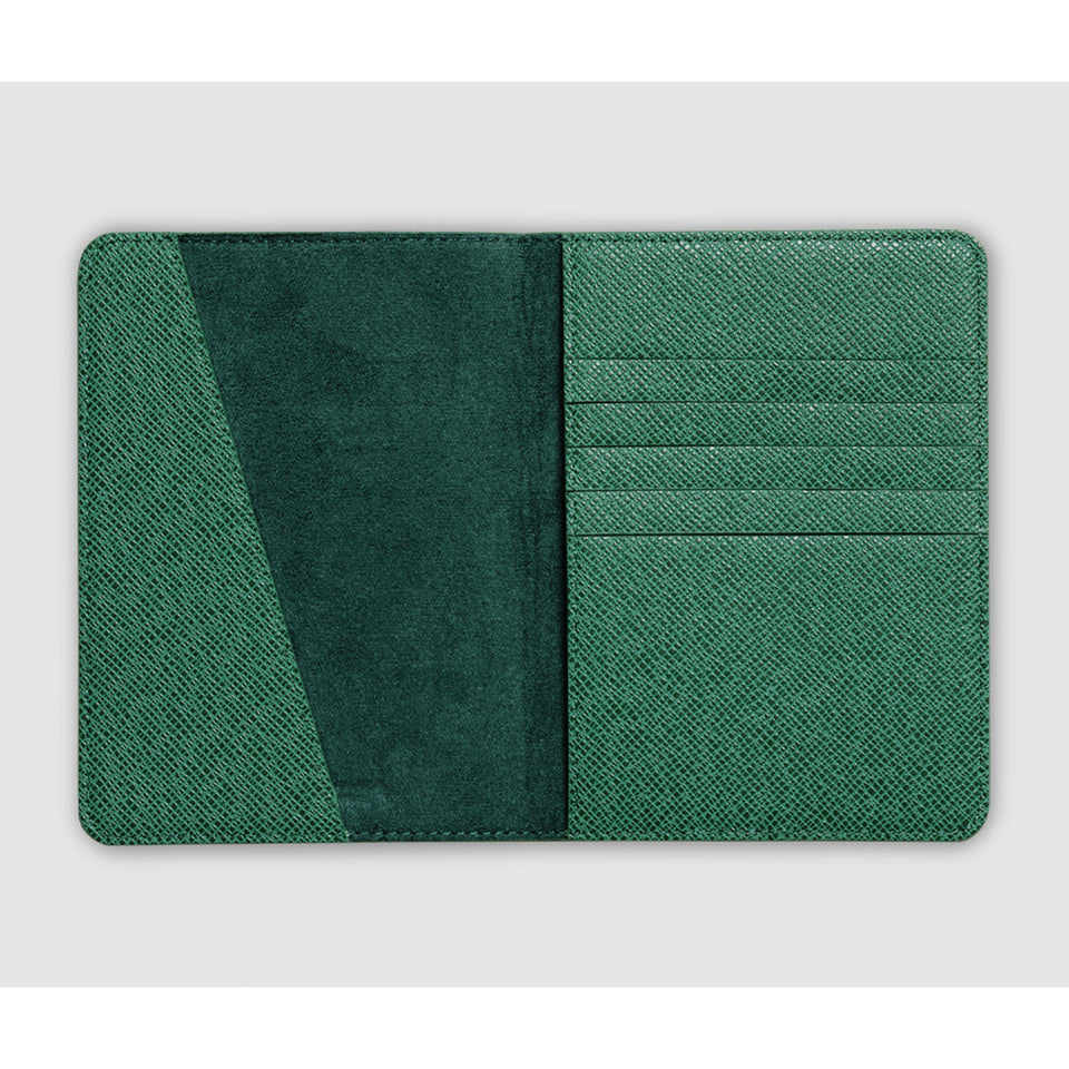 Printworks Passport Holder - Green
