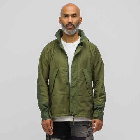 Junya Watanabe Technical Jacket in Khaki - Notre