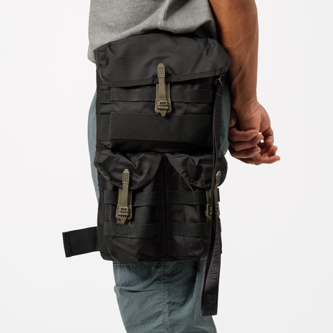 Nemen Cargo Holster in Ink Black - Notre