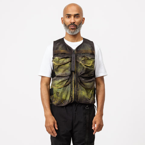 Nemen Guard Vest in Acid Dye - Notre