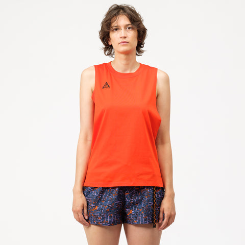 Nike ACG Tank Top in Red - Notre