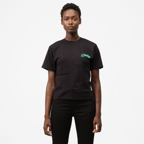 Ottolinger Fitted T-Shirt in Black - Notre