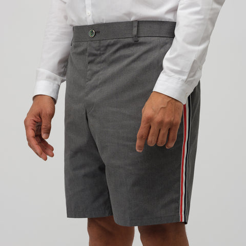 Thom Browne Unstructured Short in Grey - Notre