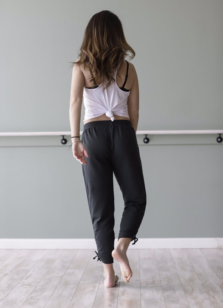 Field Green Leah Pants - Haven Collective