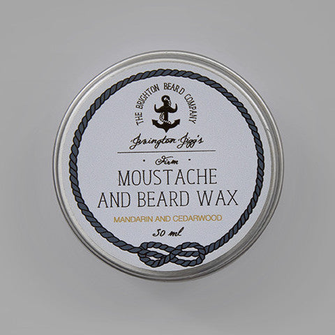 Moustache and Beard Wax Firm 30ml