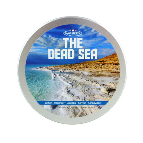 RazoRock Dead Sea Luxury Rasierseife Shaving Soap