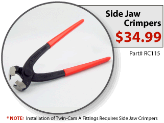 Side Jaw Crimpers