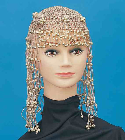 Egyptian Beaded Headpiece  8-52893