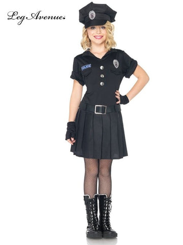 Police Lady Costume