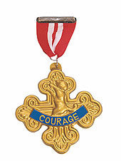 Badge of Courage (Cowardly Lion)