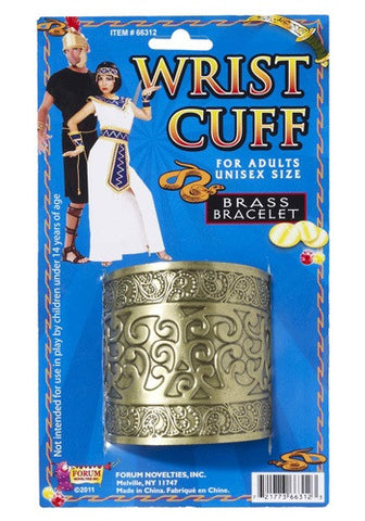 Egyptian  Metal Wrist Cuff #8-66312