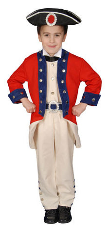 Colonial Soldier Costume