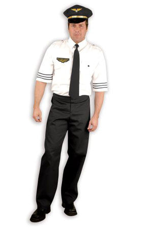 Mile High Captain Costume