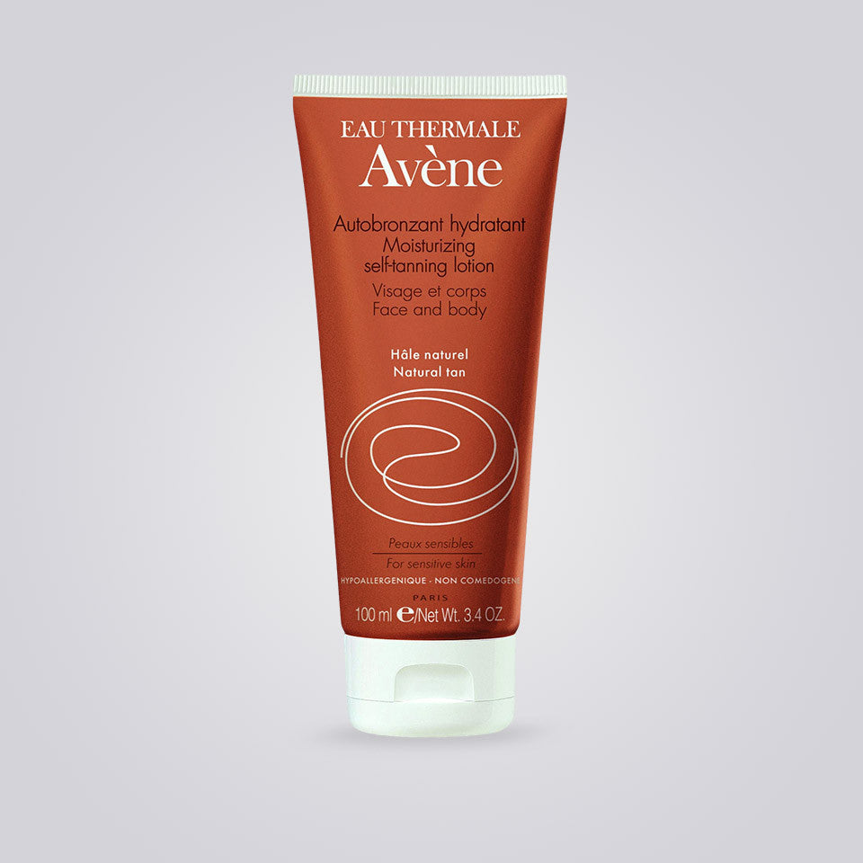 Moisturizing Self-Tanning Gel