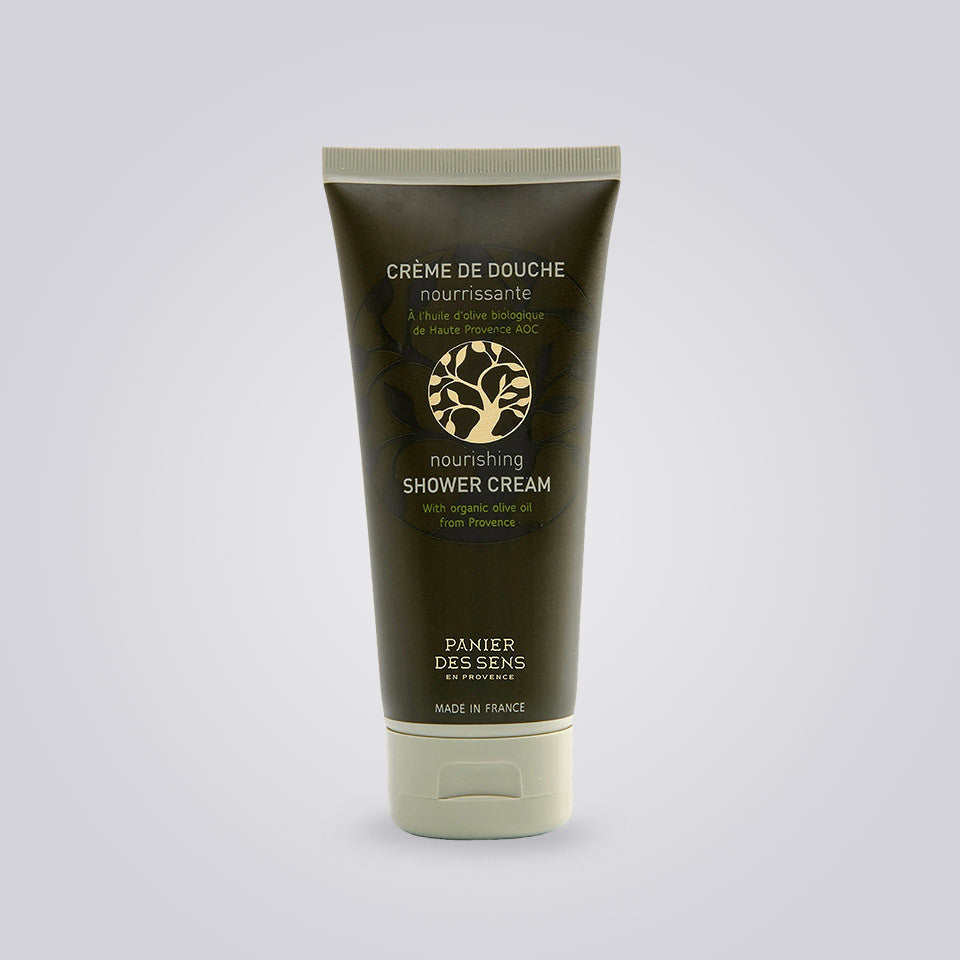 Olive Shower Cream