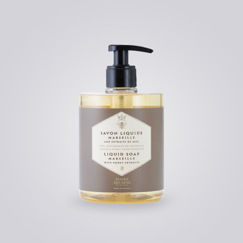 Honey Liquid Marseille Soap