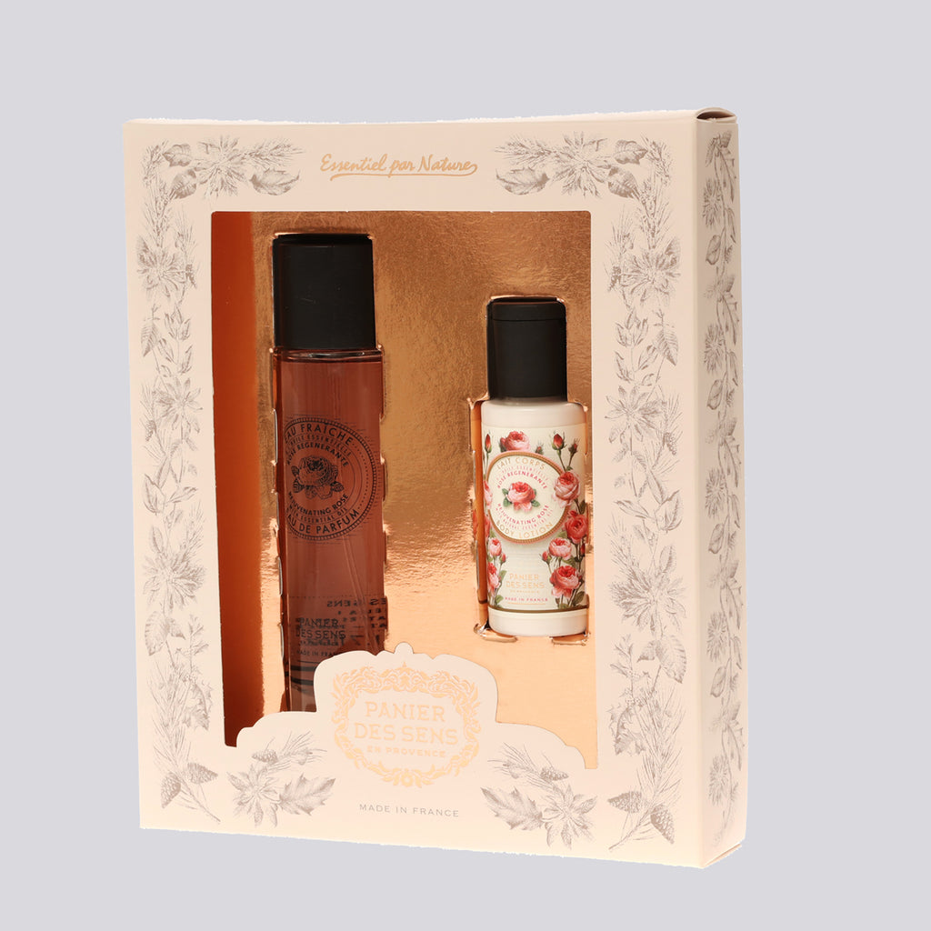 Rejuvenating Rose Gift Set