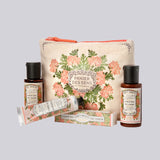 Rose Geranium Travel Pouch