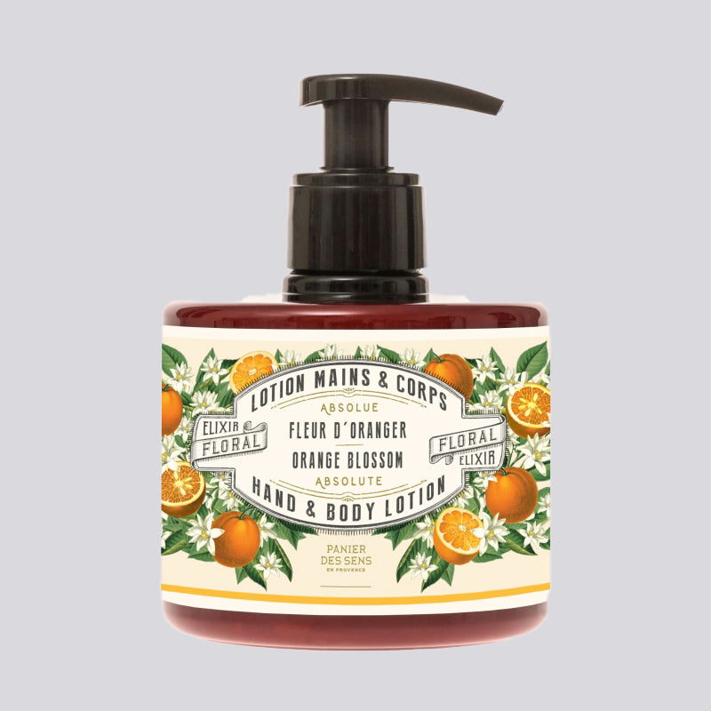Orange Blossom Hand & Body Lotion