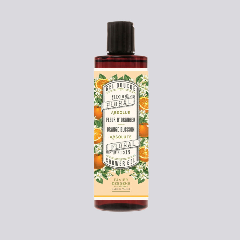 Orange Blossom Shower Gel