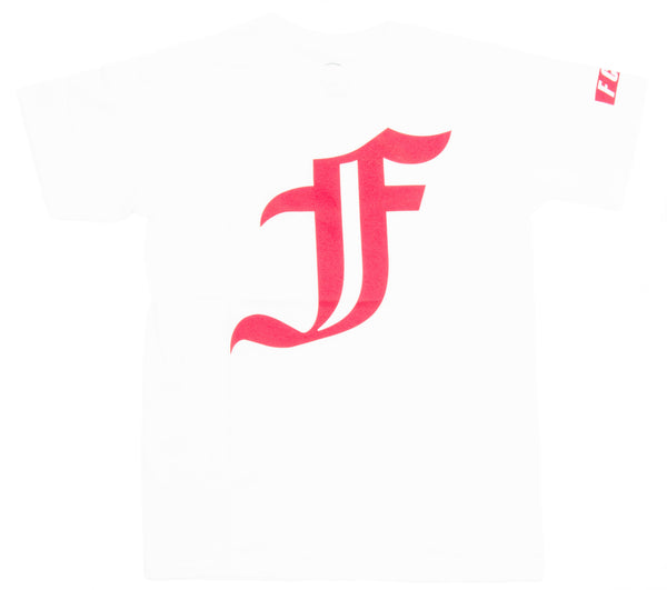 FCC OE F TEE IN WHITE