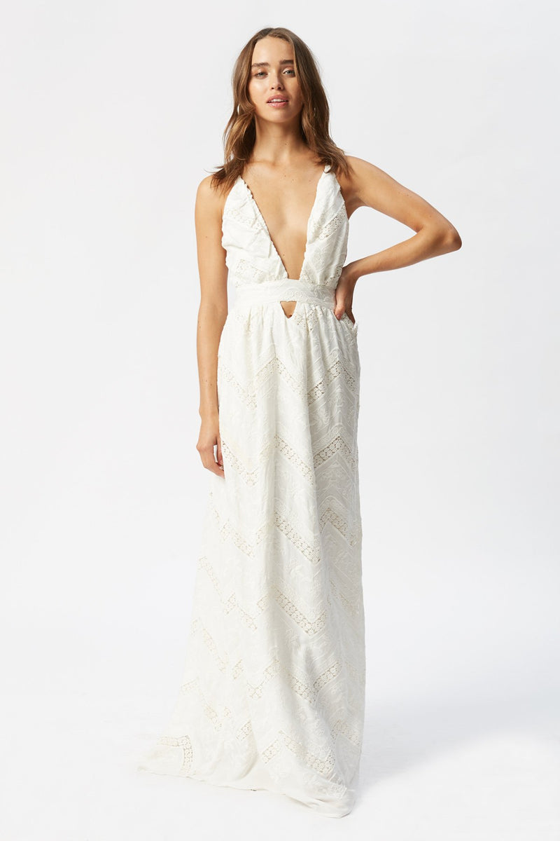 The Isabella Gown - Flynn Skye