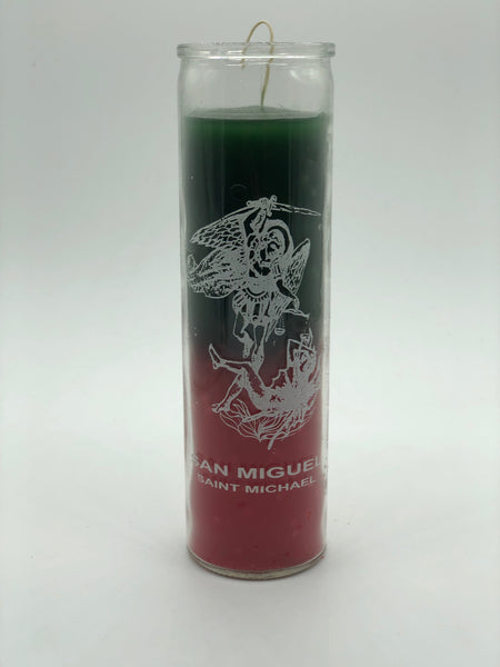 Saint Michael Archangel Candle