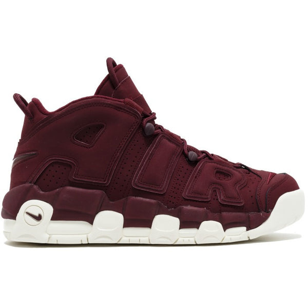 "NIKE AIR MORE UPTEMPO '96 QS ""MAROON"""