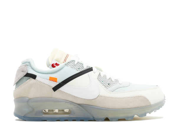 "THE 10: NIKE AIR MAX 90 ""OFF-WHITE"" (AA7293 100)"