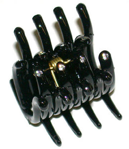 Gem Comb Claw(S) - Black