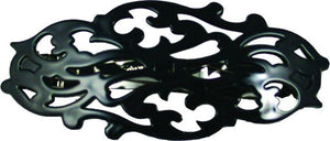 Baroque Barrette - Black