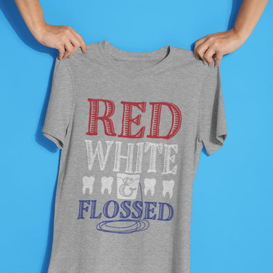 Red White & Flossed