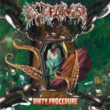 Ass Flavour- Dirty Procedure DIGI-CD on Rotten Foetus