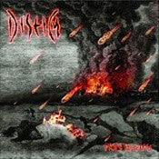 Diseim- Holy Wrath CD on Abyss Records