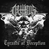 Orthrus- Tyrants Of Deception CD on Lost Apparitions